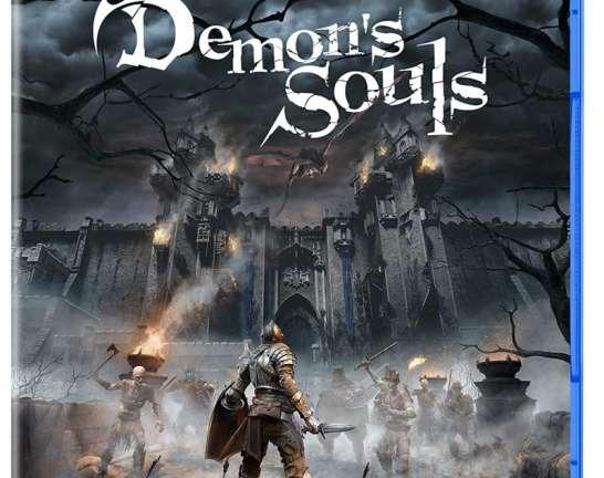PS5ゲームソフト Demon's Souls 買取しました!