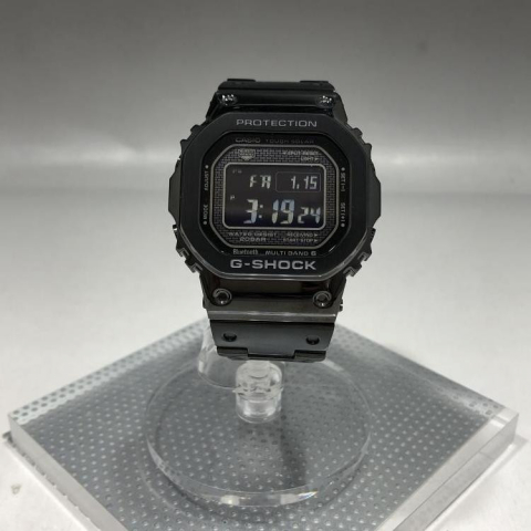 G-SHOCK GMW-B5000 買取しました!