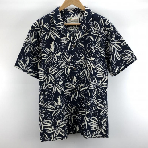 Patagonia アロハシャツ 買取しました!
