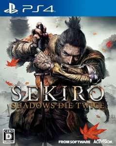 PS4ゲームソフト SEKIRO: SHADOWS DIE TWICE 買取しました!