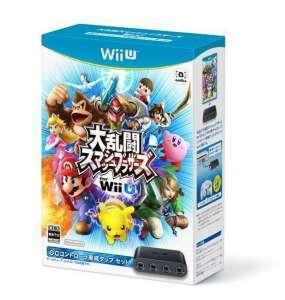 WiiUゲームソフト 大乱闘スマッシュブラザーズ for Wii Uゲームキューブコントローラー接続タップセット 買取しました!