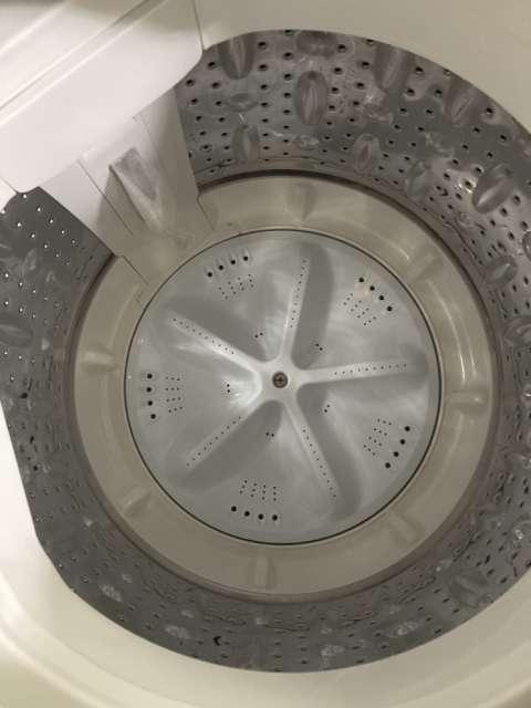 無印良品 4.5kg全自動洗濯機 出張買取しました!