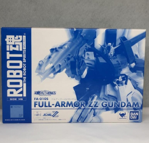 ROBOT魂 SIDE MS フルアーマーZZガンダム 買取しました!