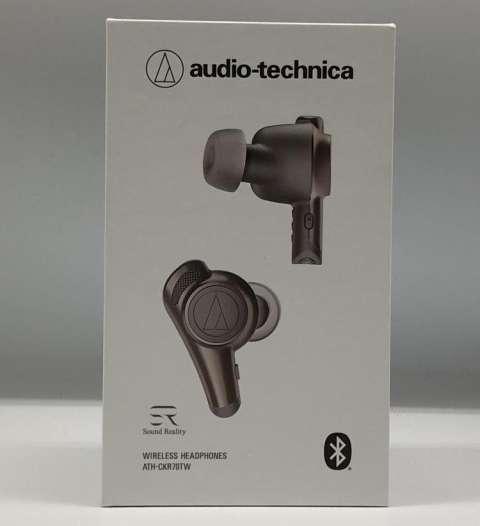 audio-technica ワイヤレスイヤホン ATH-CKR70TW 買取しました!