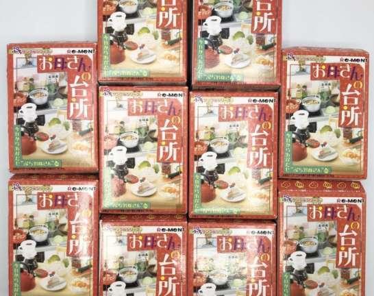 ぷちサンプル お母さんの台所 ノーマル10種セット 買取しました!