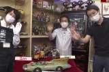 中京テレビ『キャッチ!』にお宝創庫 出張買取が出演しました!