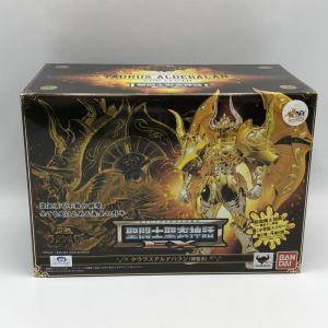 聖闘士聖衣神話EX タウラスアルデバラン(神聖衣) 初回特典付 買取しました!