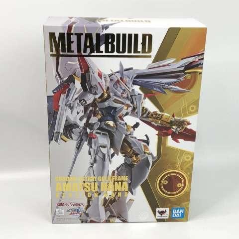 METAL BUILD ガンダムアストレイ ゴールドフレーム 天ハナ バージョン華 買取しました!