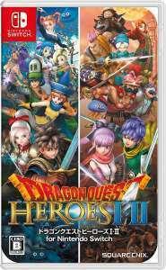 Switchソフト ドラゴンクエストヒーローズI・II for Nintendo Switch 買取しました!