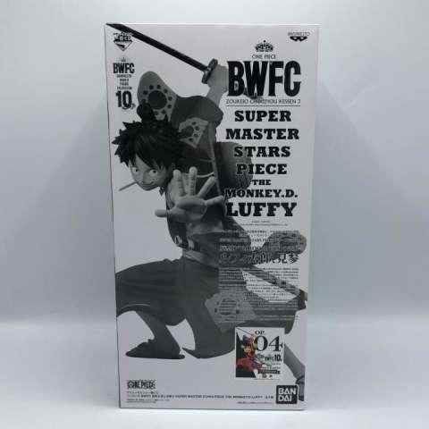 一番くじ ワンピース WBFC 造形王頂上決戦 D賞 ルフィ太郎 買取しました!