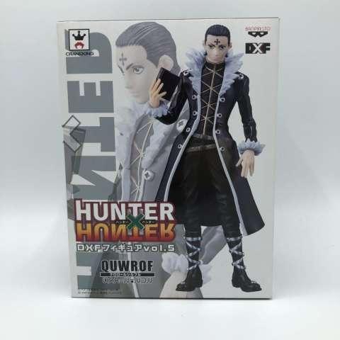 クロロ=ルシルフル HUNTER×HUNTER DXFフィギュア 買取しました!