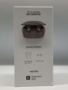 ワイヤレスヘッドホン ATH-CKR70TW 買取しました!