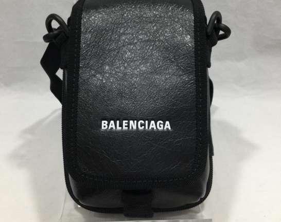 BALENCIAGA アリーナラムスキンクロスボディバッグ 買取しました!