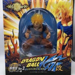 超像Artコレクション ドラゴンボール改 スーパーサイヤ人 孫悟空 Ver.2 買取しました!