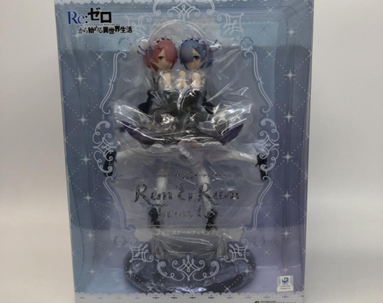 Re:ゼロ 1/7 レム&ラム Twins Ver. 買取しました!