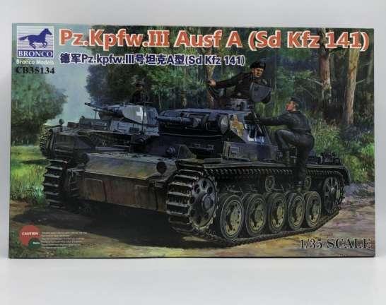 1/35 ドイツ・3号戦車A型 買取しました!
