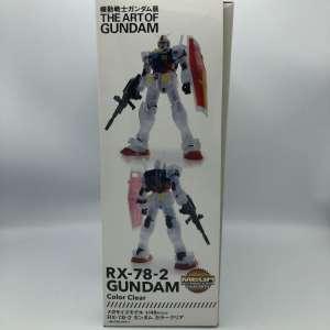 メガサイズモデル 1/48 RX-78-2 ガンダム カラークリア 機動戦士ガンダム展限定 買取しました!