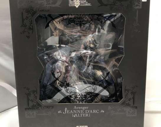 Fate/Grand Order FGO 1/7 アヴェンジャー/シャンヌ・ダルク[オルタ] 買取しました!
