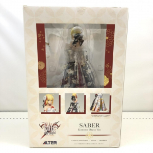 Fate/stay night 1/7 セイバー 着物ドレスVer. 買取しました!