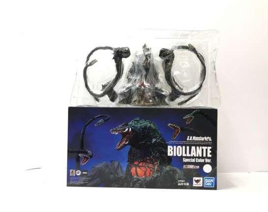 S.H.MonsterArts ビオランテ スペシャルカラーVer. 買取しました!