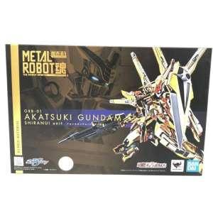 METAL ROBOT魂 アカツキガンダム シラヌイ装備 買取しました!
