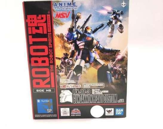 ROBOT魂 SIDE MS  ガンキャノン重装型 Ver.A.N.I.M.E. 買取しました!