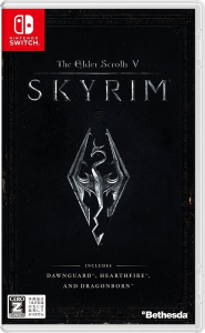 Switchソフト The Elder Scrolls V: Skyrim 買取しました!