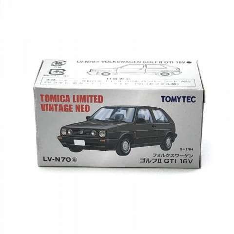 トミカリミテッドヴィンテージネオ VW ゴルフⅡ GTI 16V 買取しました!