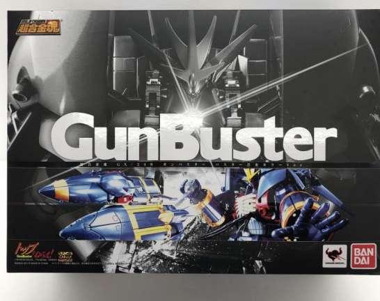 超合金魂 GX-34R ガンバスター バスター合金カラーVer. 買取しました!