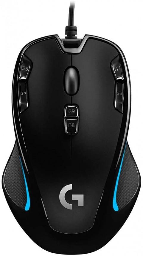 Logicool G ロジクール G ゲーミングマウス 有線 G300Sr