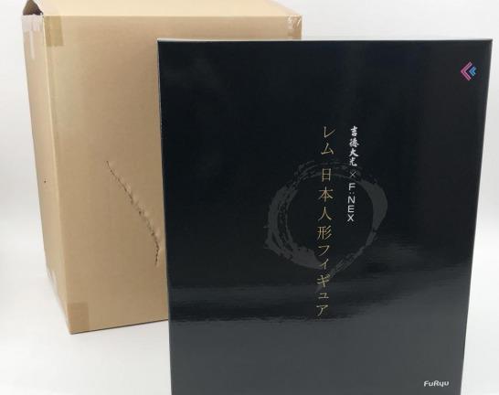 吉徳×F:NEX レム 日本人形 Re:ゼロから始める異世界生活 1/4 買取しました!