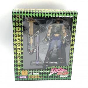 メディコス 超像可動 ジョセフ・ジョースター WF限定版 ジョジョの奇妙な冒険 買取しました!
