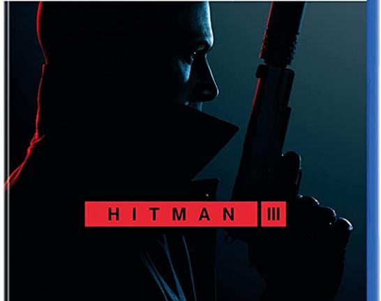 PS4 ソフト 「ヒットマン 3」 買取しました!