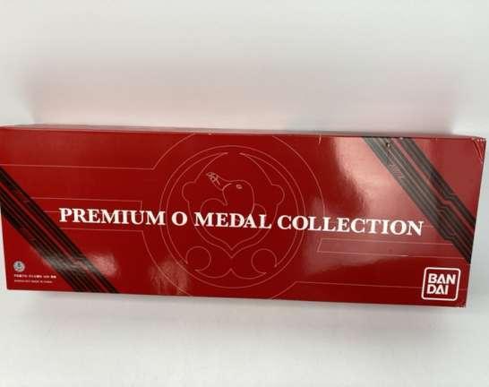 プレミアムオーメダルコレクション 「仮面ライダーオーズ/OOO」 プレミアムバンダイ限定 買取しました!