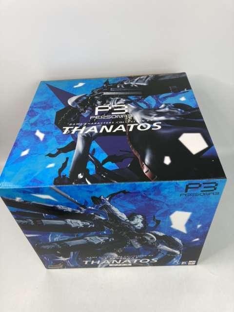 ゲームキャラクターズコレクションDX タナトス 「ペルソナ3」 メガトレショップ&オンラインショップ限定 買取しました!