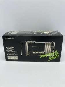 昭和のラジオ付きライト 買取しました!