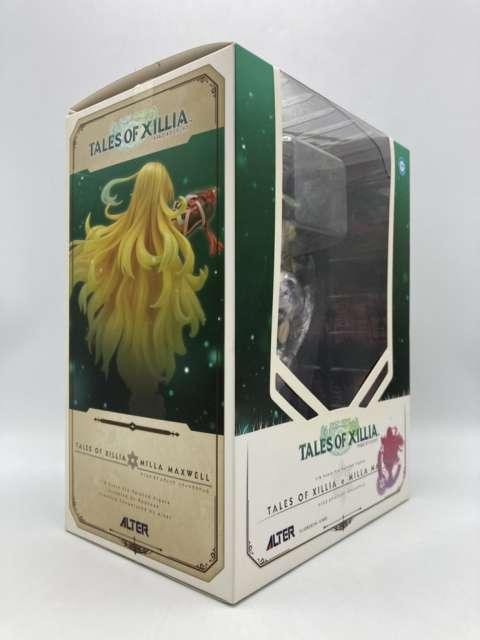 ミラ=マクスウェル 「テイルズ オブ エクシリア」 1/8 塗装済み完成品 買取しました!
