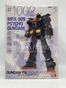 MRX-009 サイコガンダム 「機動戦士Zガンダム」 GUNDAM FIX FIGURATION METAL COMPOSITE#1002 買取しました!