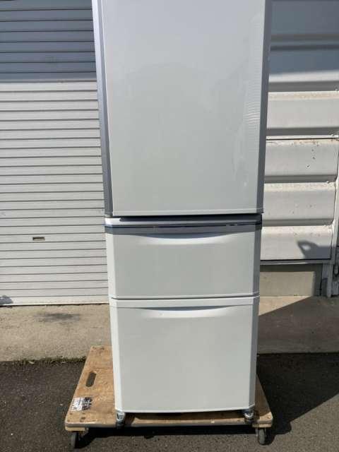 三菱冷蔵庫MR-C34A-W買取 買取しました!