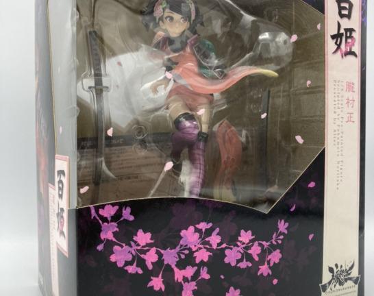 アルター 百姫 「朧村正」 1/8 PVC製塗装済み完成品 買取しました!