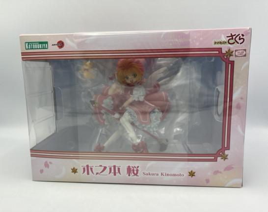 ARTFX J 木之本桜 「カードキャプターさくら」 1/7 買取しました!