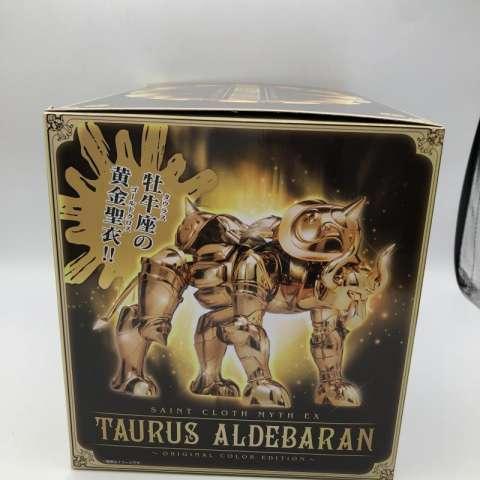 バンダイ 聖闘士聖衣神話EX タウラスアルデバラン ~ORIGINAL COLOR EDITION~ 買取しました!