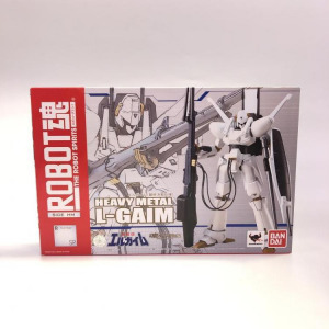 バンダイ ROBOT魂 エルガイム(最終決戦仕様)重戦機エルガイム 買取しました!
