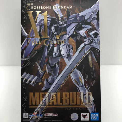 METAL BUILD クロスボーン・ガンダムX1 フルクロス 買取しました!