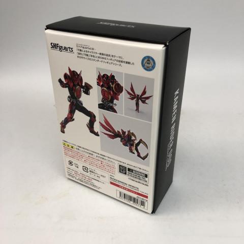 S.H.Figuarts (真骨彫製法) 仮面ライダーオーズ タジャドル コンボ 買取しました!