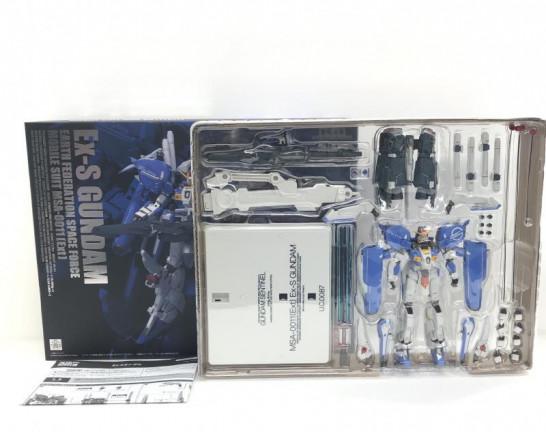 バンダイ METAL ROBOT魂 (Ka signature) <SIDE MS> Ex-Sガンダム 買取しました!