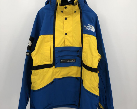 THE NORTH FACE×SUPREME 16SS Steep Tech Hooded Jacket  買取しました!