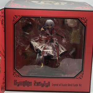 キューズQ レミリア・スカーレット 紅魔城伝説版 買取しました!