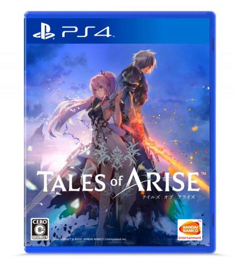 PS4 ソフト Tales of ARISE テイルズ オブ アライズ 買取しました!
