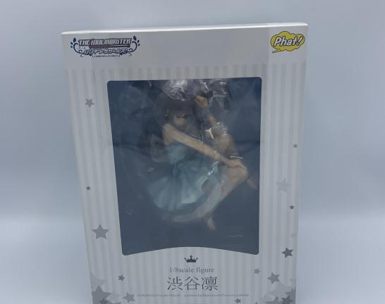 渋谷凛 「アイドルマスター シンデレラガールズ」 18 ABS&PVC製塗装済み完成品 買取しました!